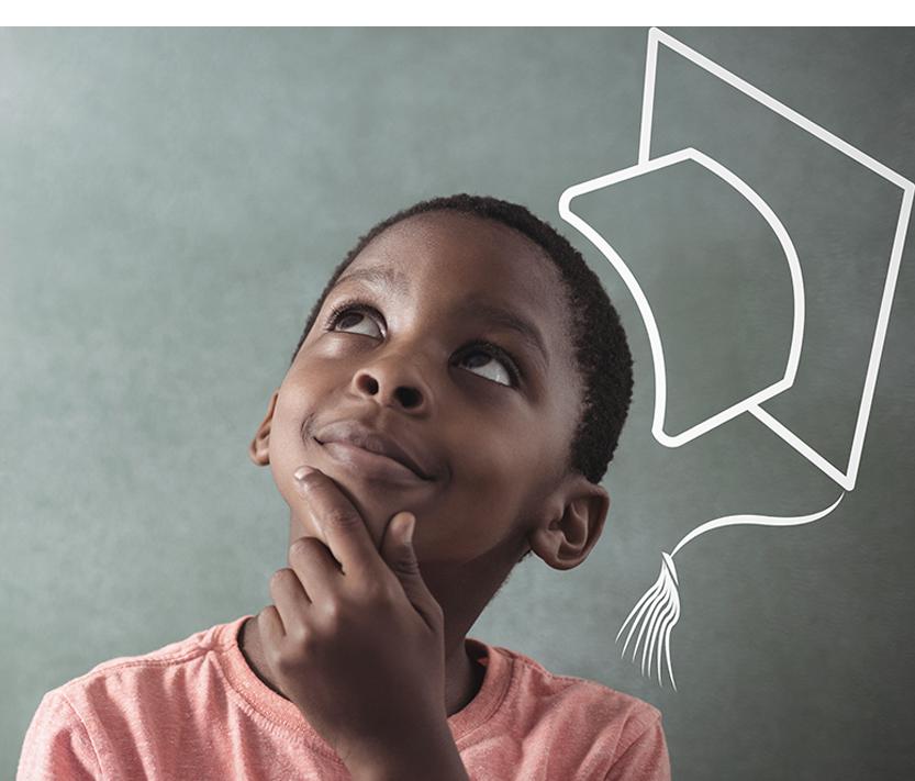 boy wondering racial equity leadership