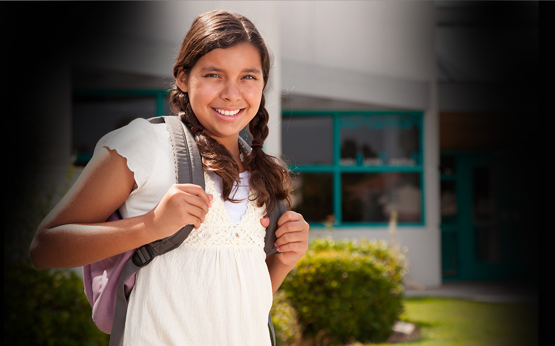 girl racial equity leadership background